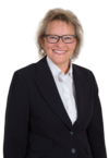 Susanne Rohrbacher, Leitung Backoffice, GL-Assistenz, internezzo ag